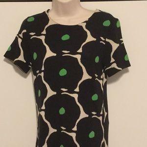Diane von Furstenberg Small Black Sweater Dress